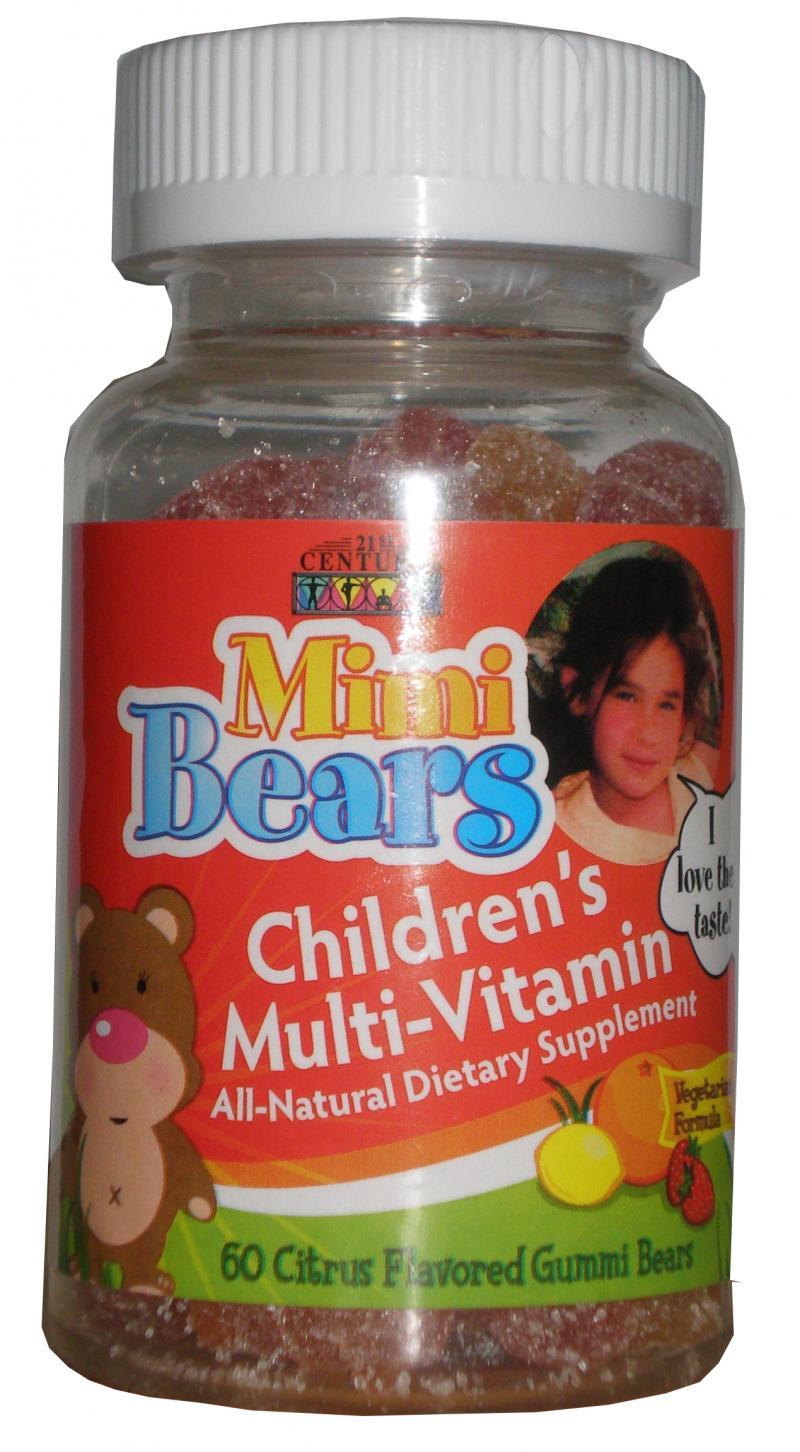 21st Century Mimi Bears Chew 60's