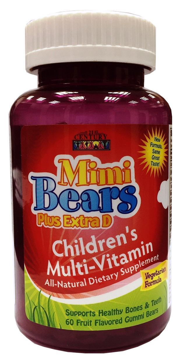 21st Century Mimi Bears Plus Extra D Chew 60's