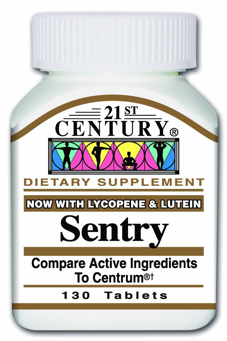 21st Century Sentry Tabs 130's