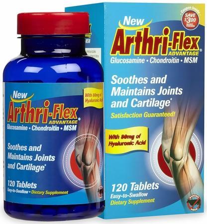 21st Century Arthri-Flex Tabs 120's