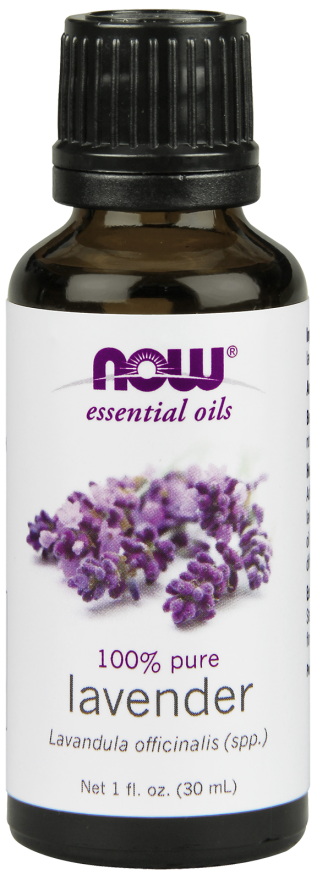 NOW Lavender Oil 1 oz Pure
