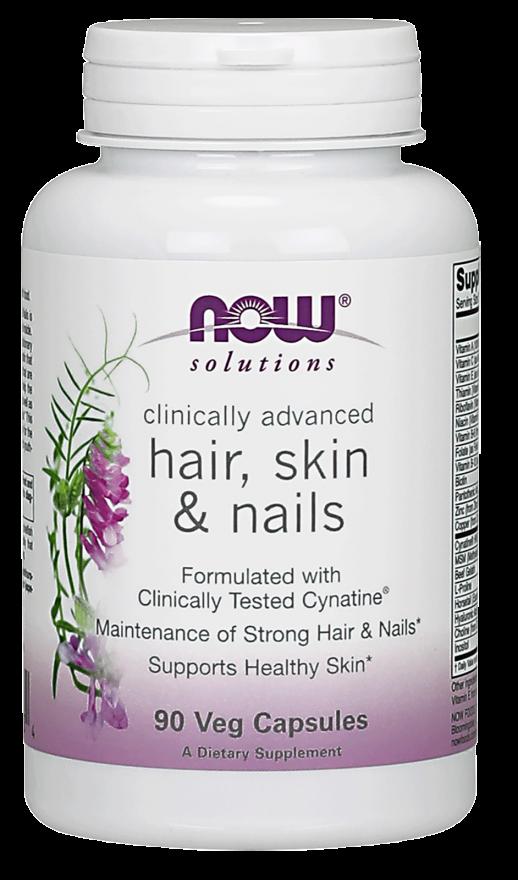 NOW Hair, Skin & Nails Capsules