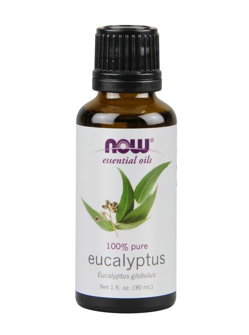 NOW Eucalyptus Oil 1 oz Pure