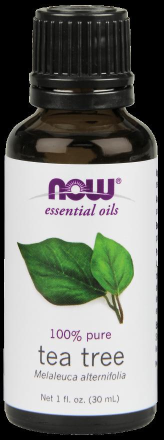 NOW Tea Tree Oil 1 oz Pure