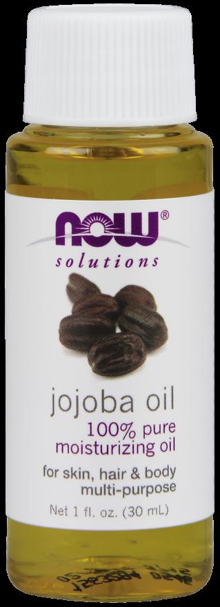 NOW Jojoba Oil 4 fl oz 100% Pure