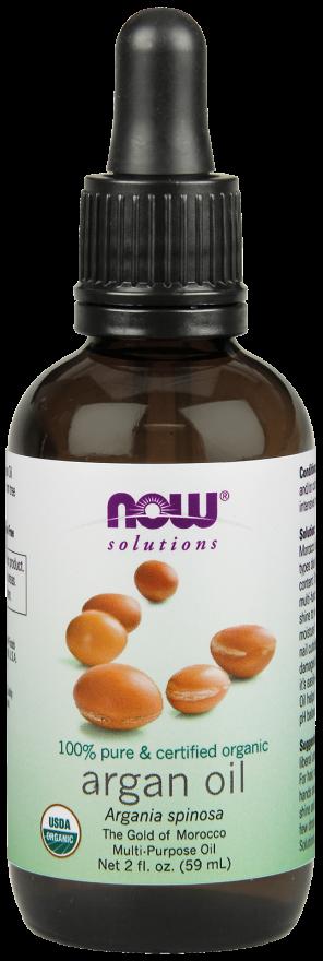 NOW Argan Oil 2 fl oz 100% Pure Organic