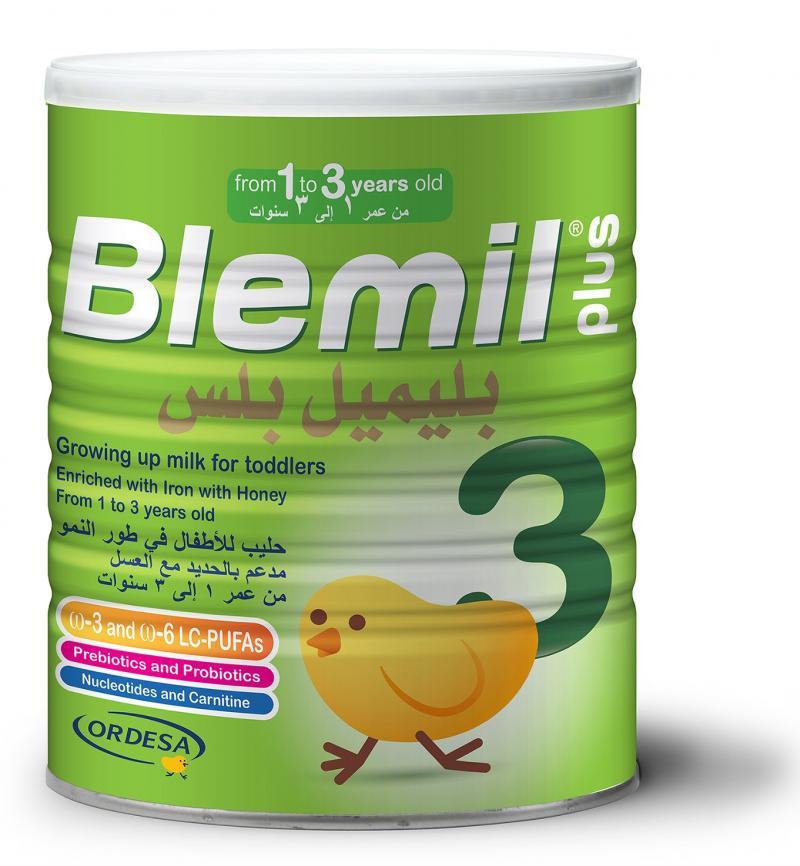 Ordesa Blemil Plus 3 800 grms