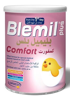 Ordesa Blemil Plus Comfort 400 gm powder (0-6 months)