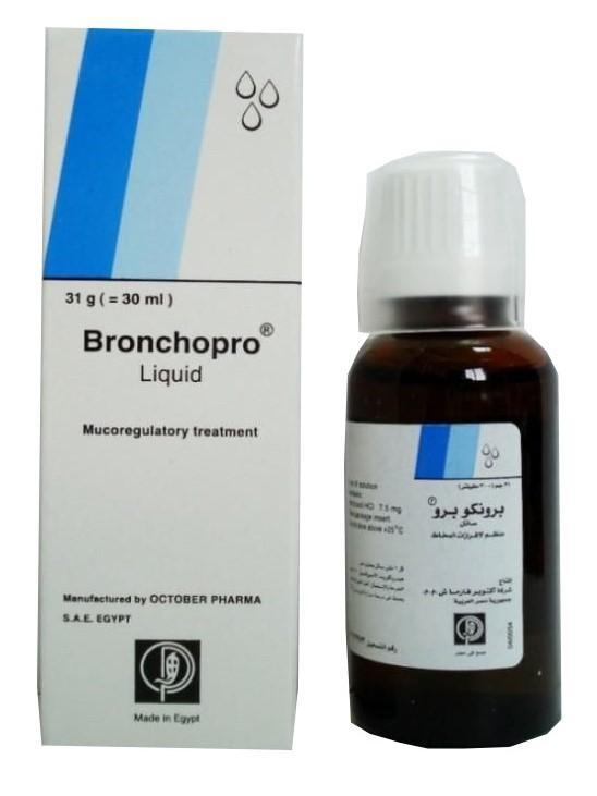 October Pharma Bronchopro