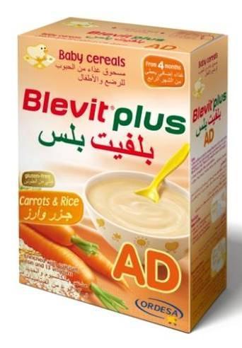 Ordesa Blevit Plus AD 250 gm Dry Cereals