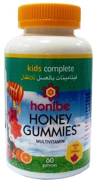 Honibe Kids Honey Gummies Complete