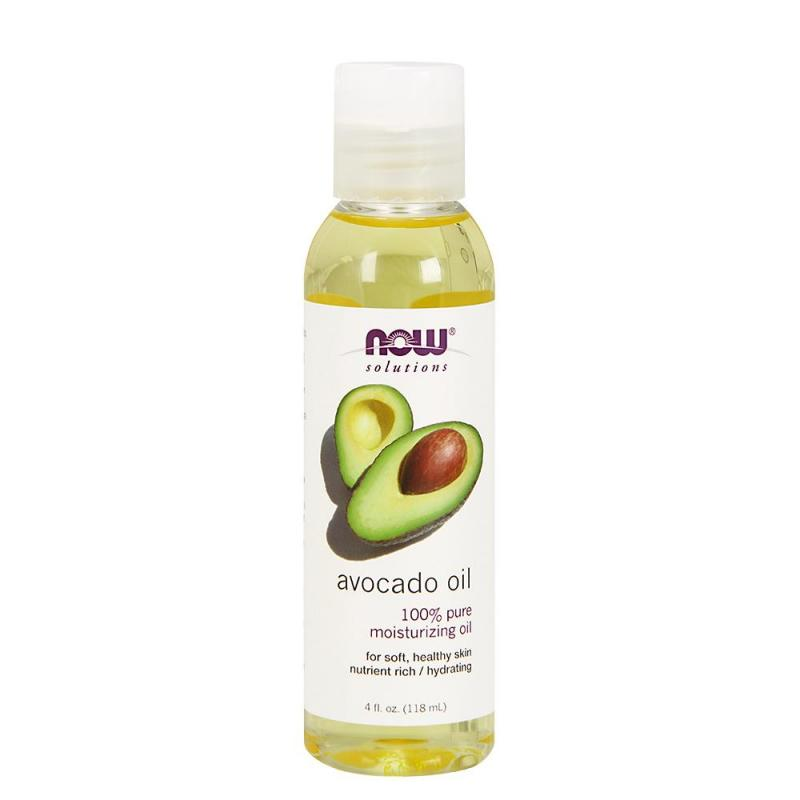 NOW Avocado Oil, 4 fl oz 100% Pure
