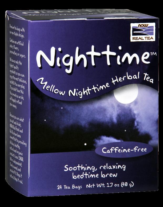 NOW Nighttime Tea