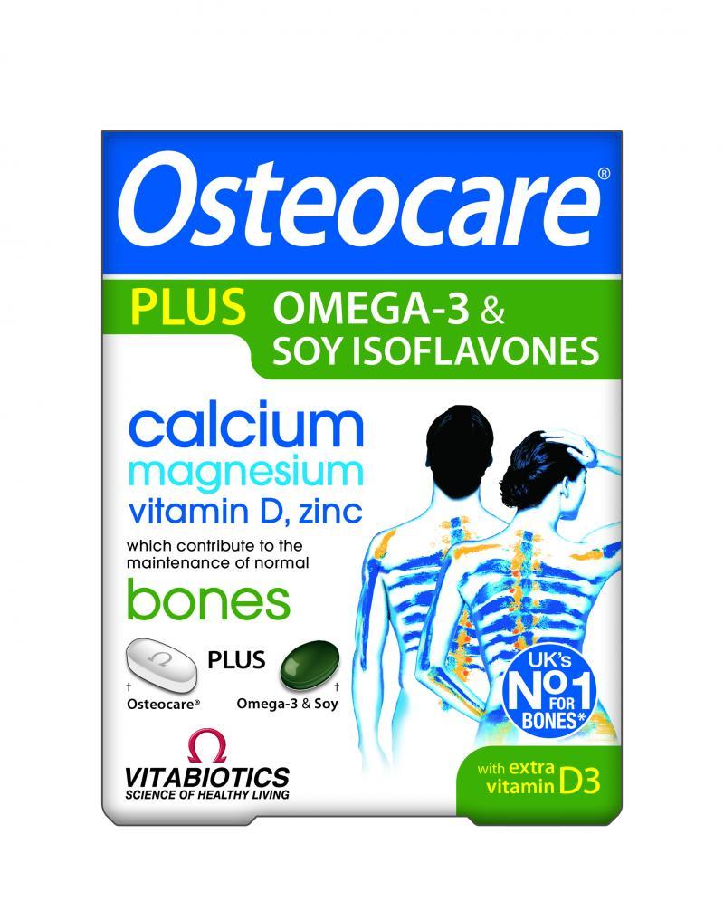 Vitabiotics Osteocare Plus 84 Tabs/Caps