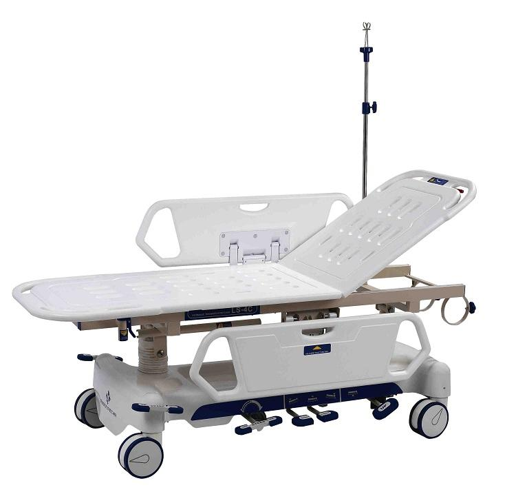 LS-4C Bi-hydraulic Transfer stretcher