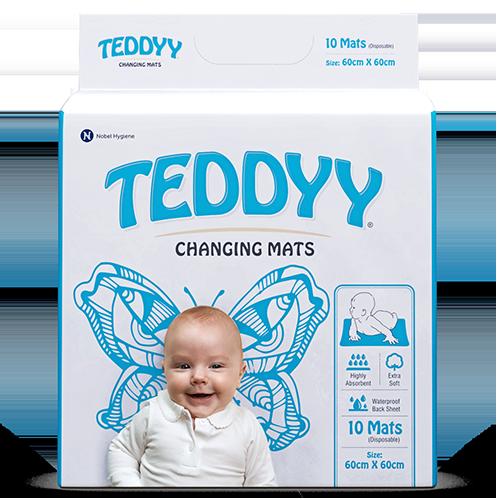 TeddyyChanging Mats