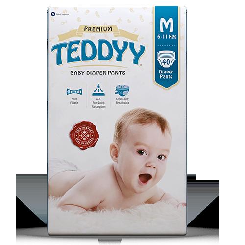 Premium Teddyy Baby Pull ups Diapers