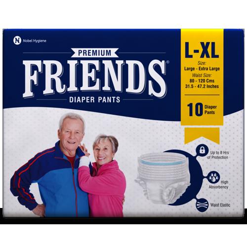 Friends Adult Premium Pants
