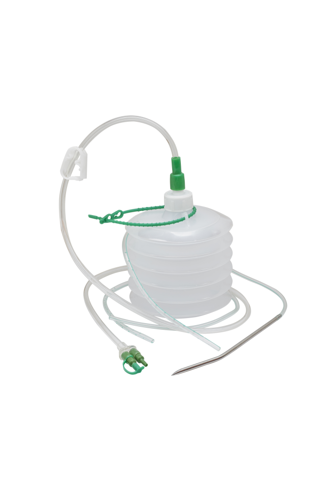ECO-CWS Closed Wound Suction Unit