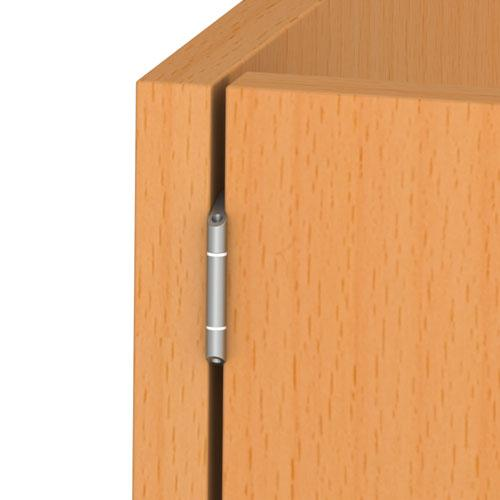 Inset application for single/storage wall cabinets