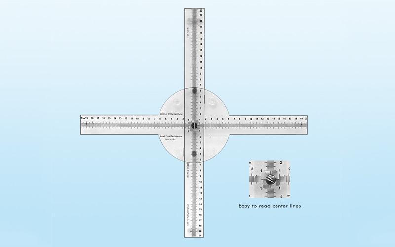 X-Ray Ruler