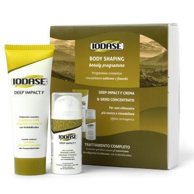 IODASE BODY SHAPING BEAUTY PROGRAMME