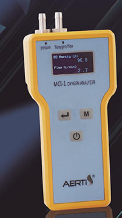 Portable Oxygen Analyzer