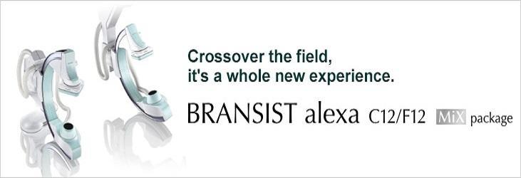 BRANSIST alexa F12/C12 MiX package
