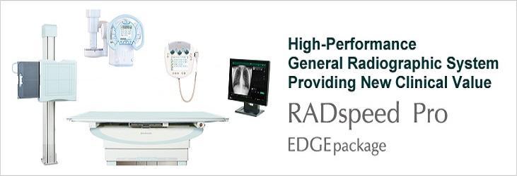 RADspeed Pro EDGE package