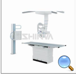 Digital Medical X-ray Photographic System