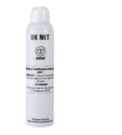 OK Net cleaning spray V2