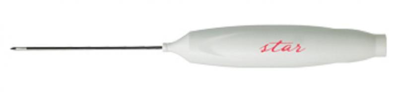Star RF electrode  - Unifaced