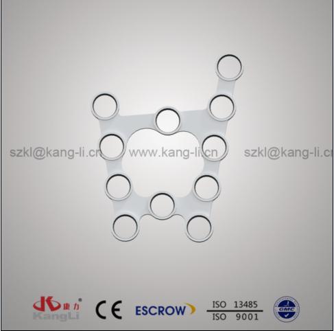 2.5 Cuboideum Locking Plate Implant System
