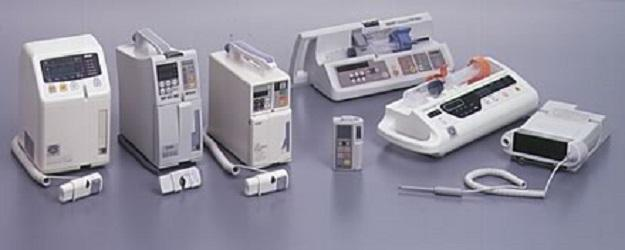 IV Pumps and Thermometers