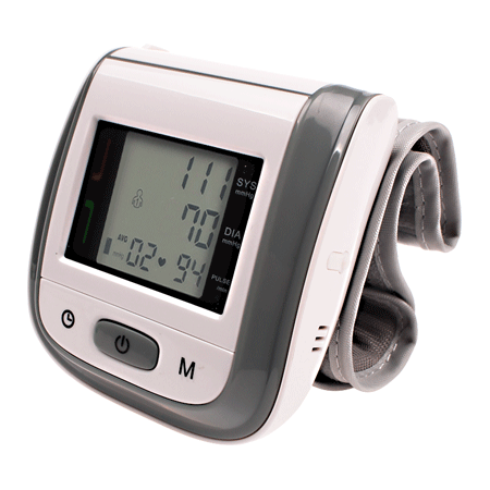YK-BPW1 WRIST BLOOD PRESSURE MONITOR