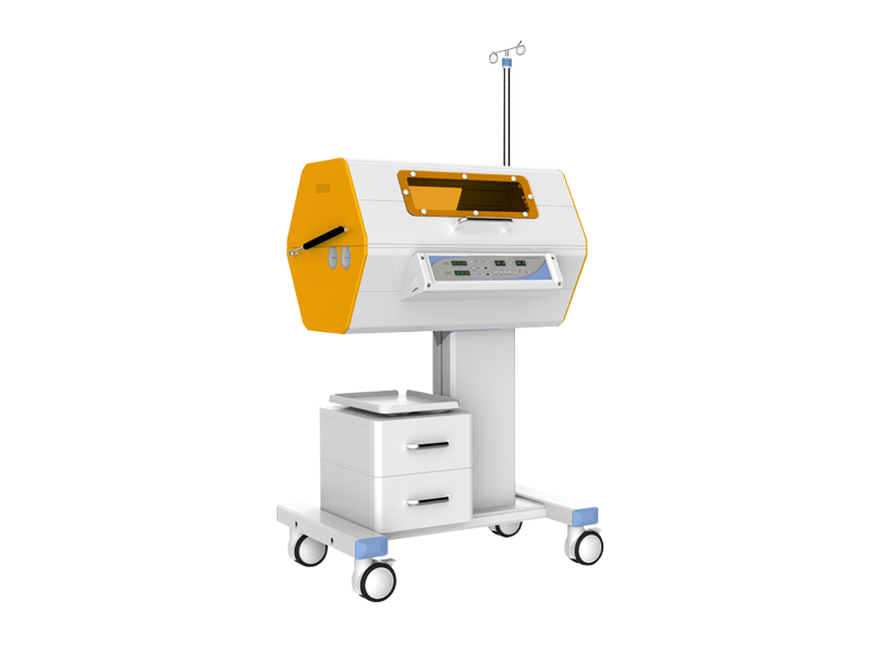 BL-500D - Infant phototherapy unit