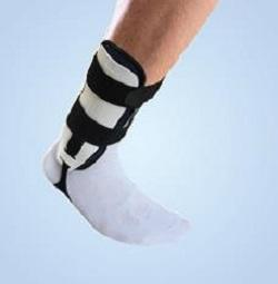 AT04201 ORTHOSIS STABILIZING THE ANKLE JOINT (WITH FOAM INSERT)
