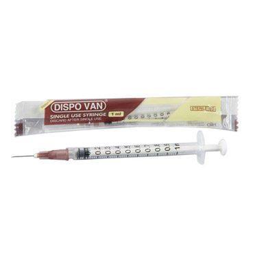 Syringe Tuberculin