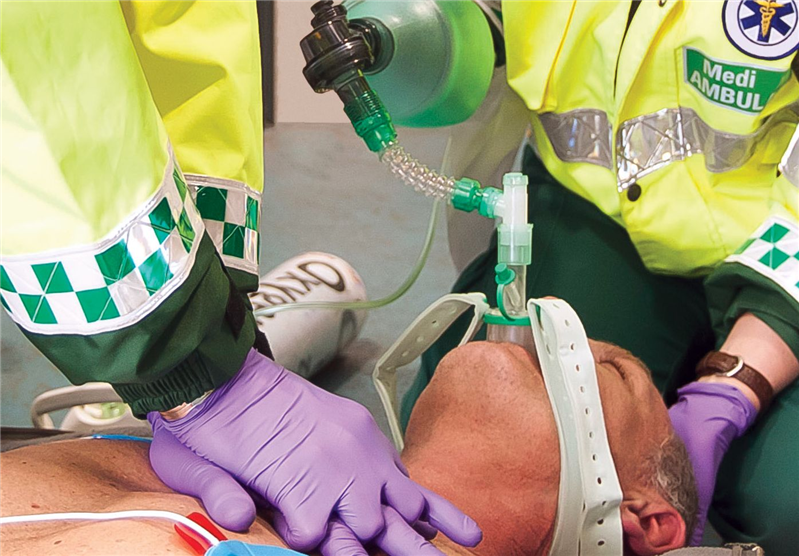 Resuscitation and emergency care product range from Intersurgical