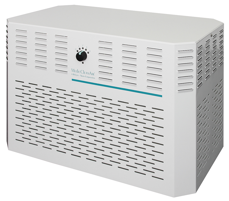 MedicCleanAir - Air Purification Unit - PRO 110