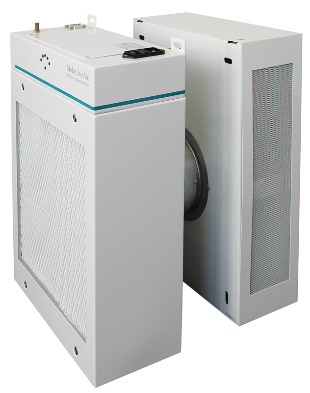 MedicCleanAir - Isolation Unit - ISO 200 Series
