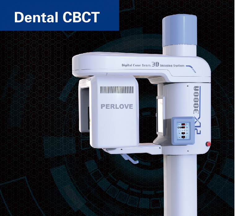 PLX3000A Dental Cone Beam Computed Tomography System (CBCT)