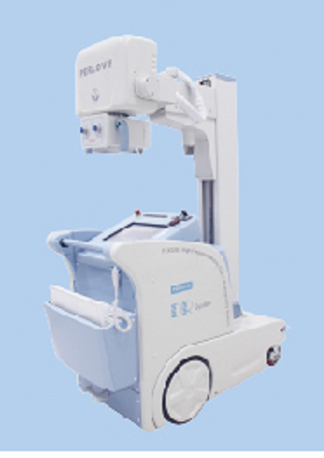 PLX5200(High Frequency Mobile Digital Radiography System)