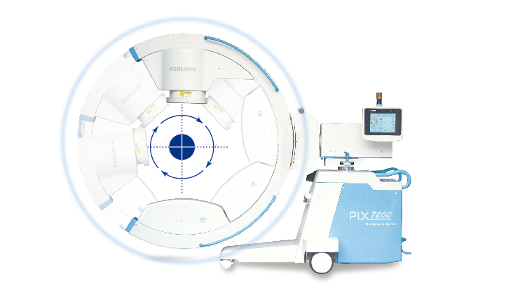 PLX7200 High Frequency Mobile digital C-arm System (Cone Beam CT)