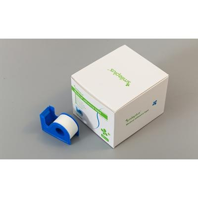 Strong stickness and kind removal silicone tape with dispensor