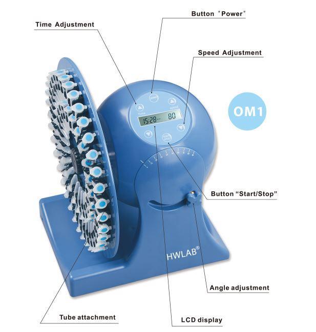 Wheel Shaker