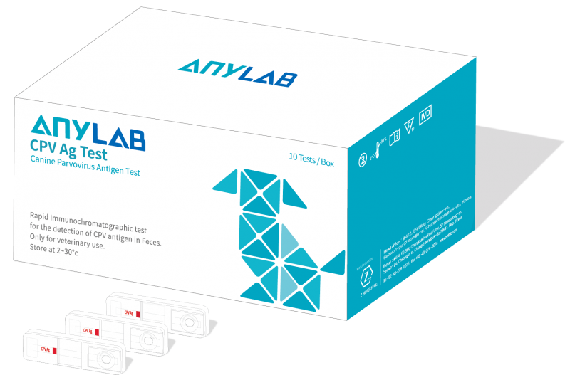 Canine Parvovirus Antigen (CPV Ag) Test