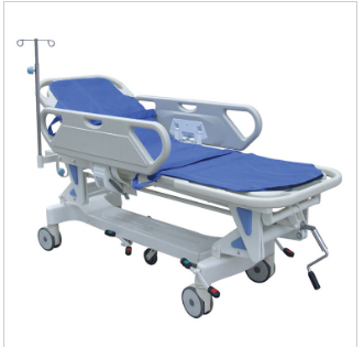Luxurious Rise-and- Fall Stretcher Cart