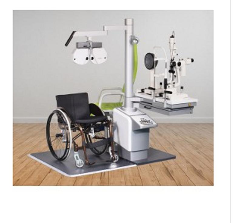 bon E-70 - Examination unit with wheel chair access