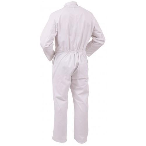 Cotton Overall, White